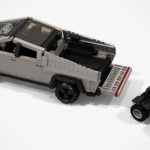 As It Turns Out, Tesla Cybertruck Makes For A Perfect LEGO Model
