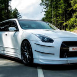 Someone Is Selling A Custom R35 GT-R Station Wagon In Russia For $17,000