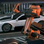 The Future Of DTM Racing Series Will Include Electric Race Series With Robotic Pit Crew