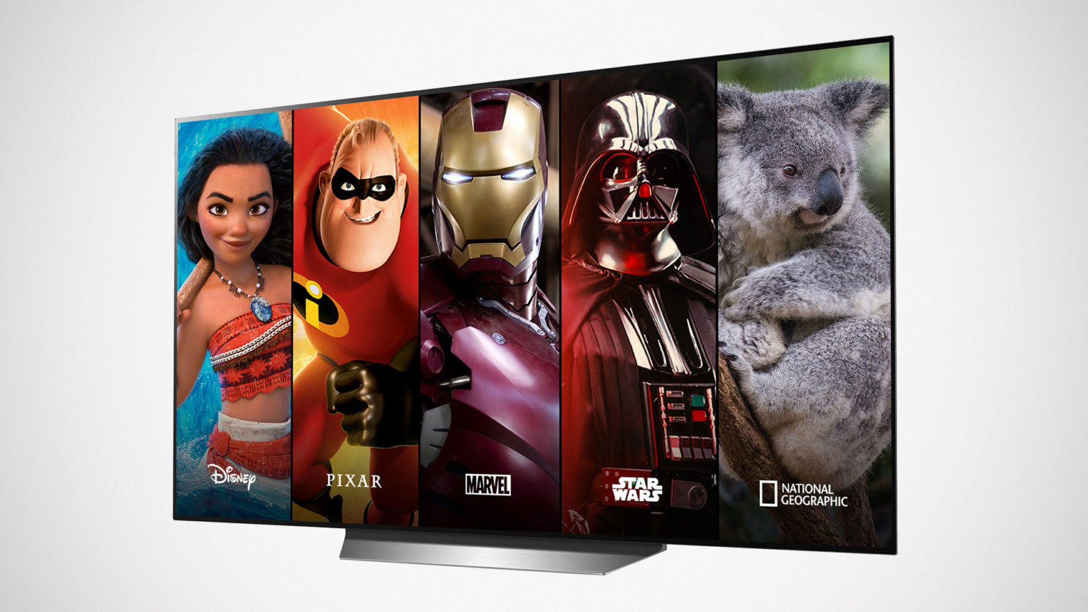 Disney+ Arrives To LG Smat TVs