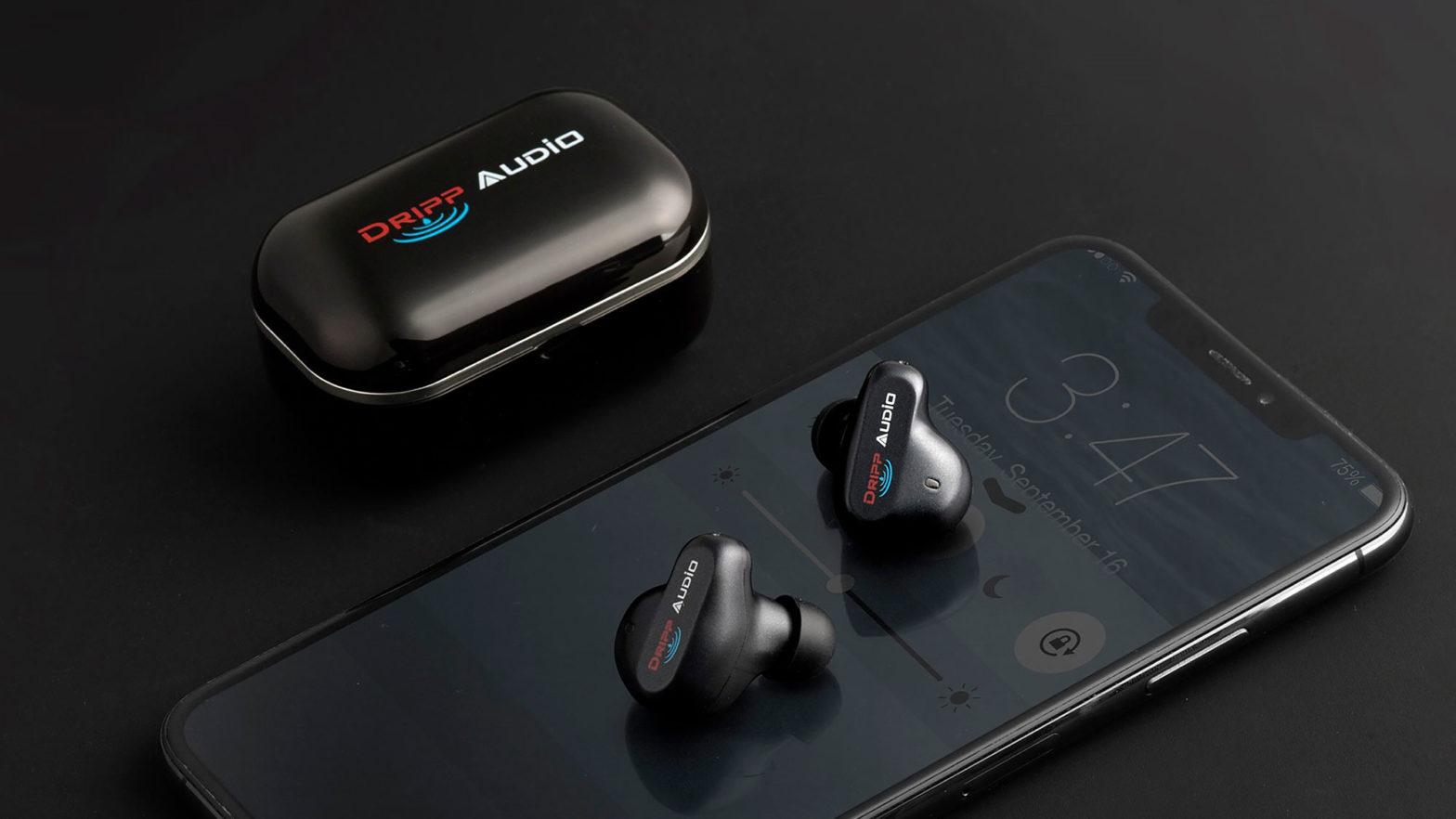 Dripp Dropp True Wireless Earbuds