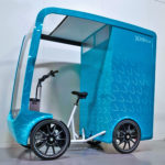 EAVcool Cargo Is A Cold Storage On… A Four-wheeled Pedal-Assist Bicycle