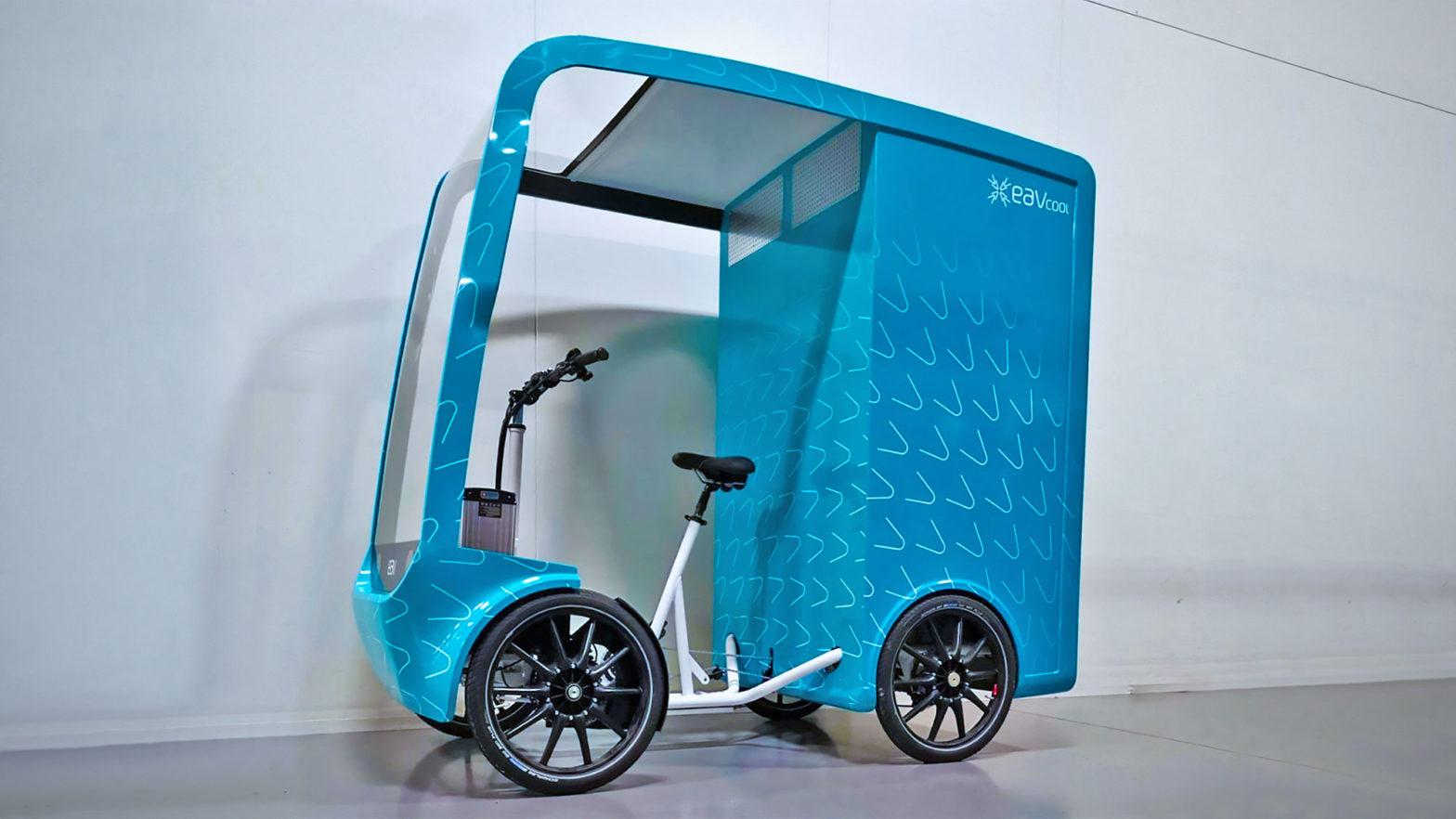 EAVcool Cargo eCargo Bike