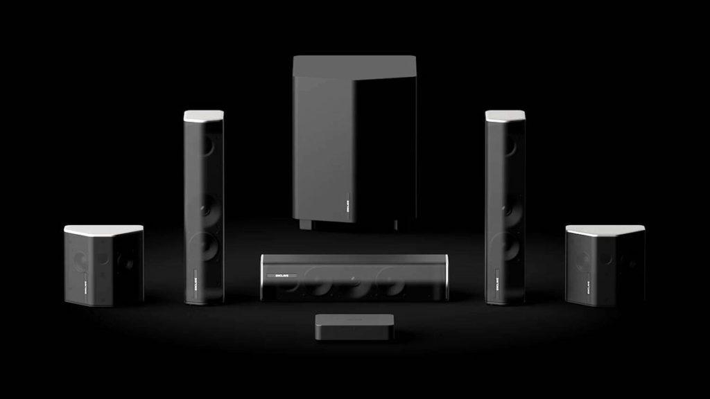 Enclave Audio CineHome II Surround Speaker System
