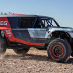 Ford Celebrates 50 Years Of Rod Hall's Baja 1000 Win With Ford Bronco R Race Prototype