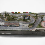 Insanely Detailed F1-Commissioned Slot Car Racetrack To Go Under The Hammer