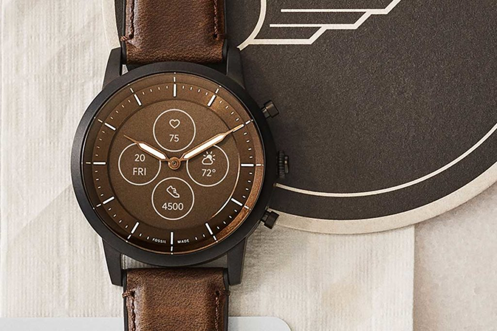 Fossil Hybrid Smartwatch HR