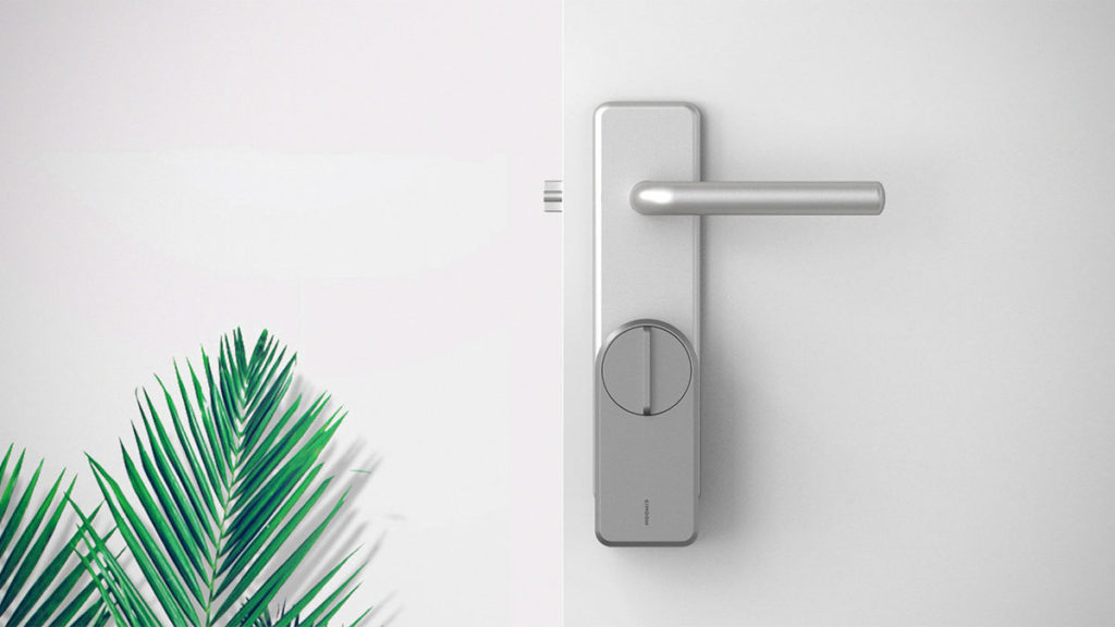 Gimdow Peel and Stick Smart Lock
