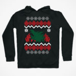 <em>Godzilla</em> Christmas Sweater Is Far From Being An Ugly Sweater, But Still Awesome