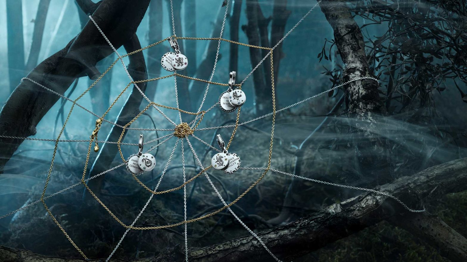 Harry Potter x Pandora Capsule Collection