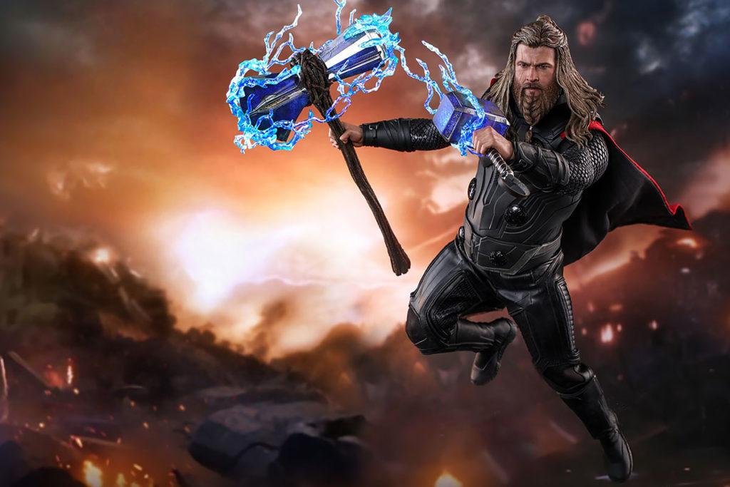Hot Toys Avengers: Endgame Thor Figure