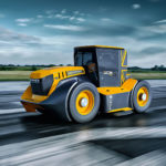 JCB And Guy Martin Now Holds The Record For The World's Fastest Tractor (Modified)
