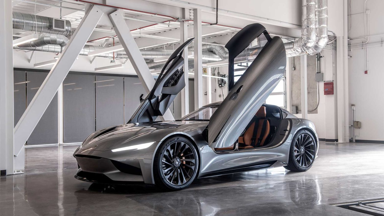 Karma SC2 Vision Concept Electric Vehicle