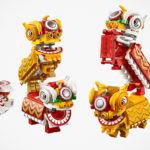 LEGO Unveiled Chinese New Year Lion Dance And Traditional Temple Fair Sets