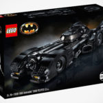 LEGO 76139 1989 Batmobile Is Official, Comes With A Neat Rotating Display Base