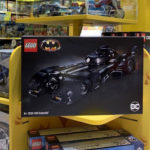 LEGO UCS 1989 Batmobile Spotted At Billund Airport LEGO Store