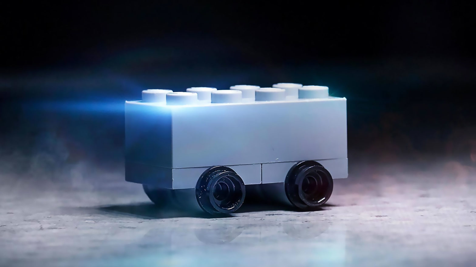 LEGO Pokes Fun at Tesla Cybertruck
