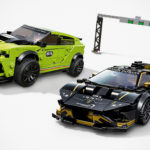 Lamborghini Joins LEGO Speed Champions With Urus ST-X And Huracán Super Trofeo EVO