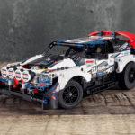 Here's The First-Ever LEGO Technic <em>Top Gear</em> Rally Car, Controlled <em>via</em> CONTROL+ App