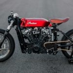 This Custom Indian Motorcycle Scout Bobber Looks Like A Scout Bobber On Extreme Diet