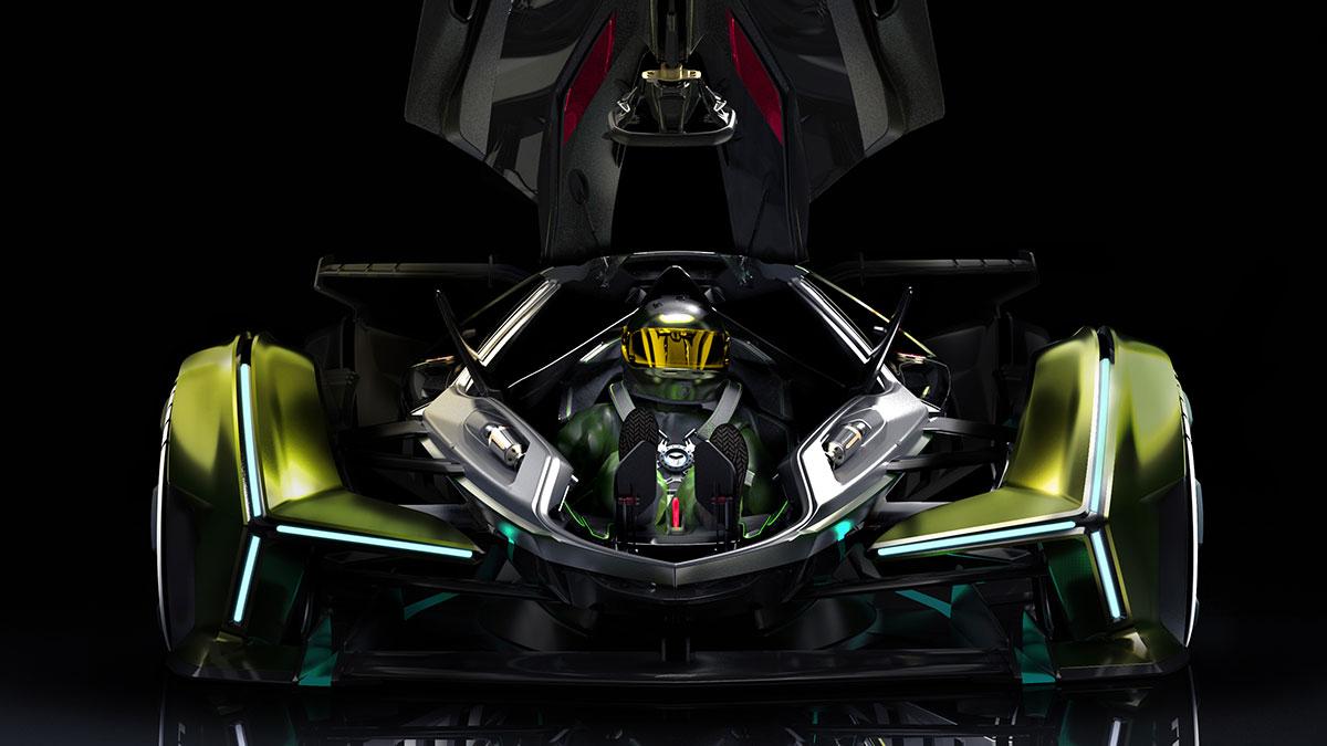 Lamborghini V12 Vision GT Is Latest To Join Gran Turismo ...