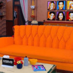 LEGO Master Builders Created Life-size LEGO Central Perk, Bagged Guinness World Record