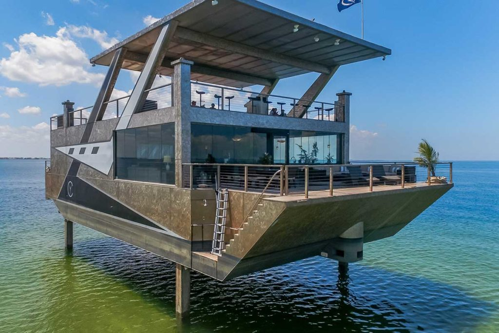 Mansion Yachts Cubic Yacht