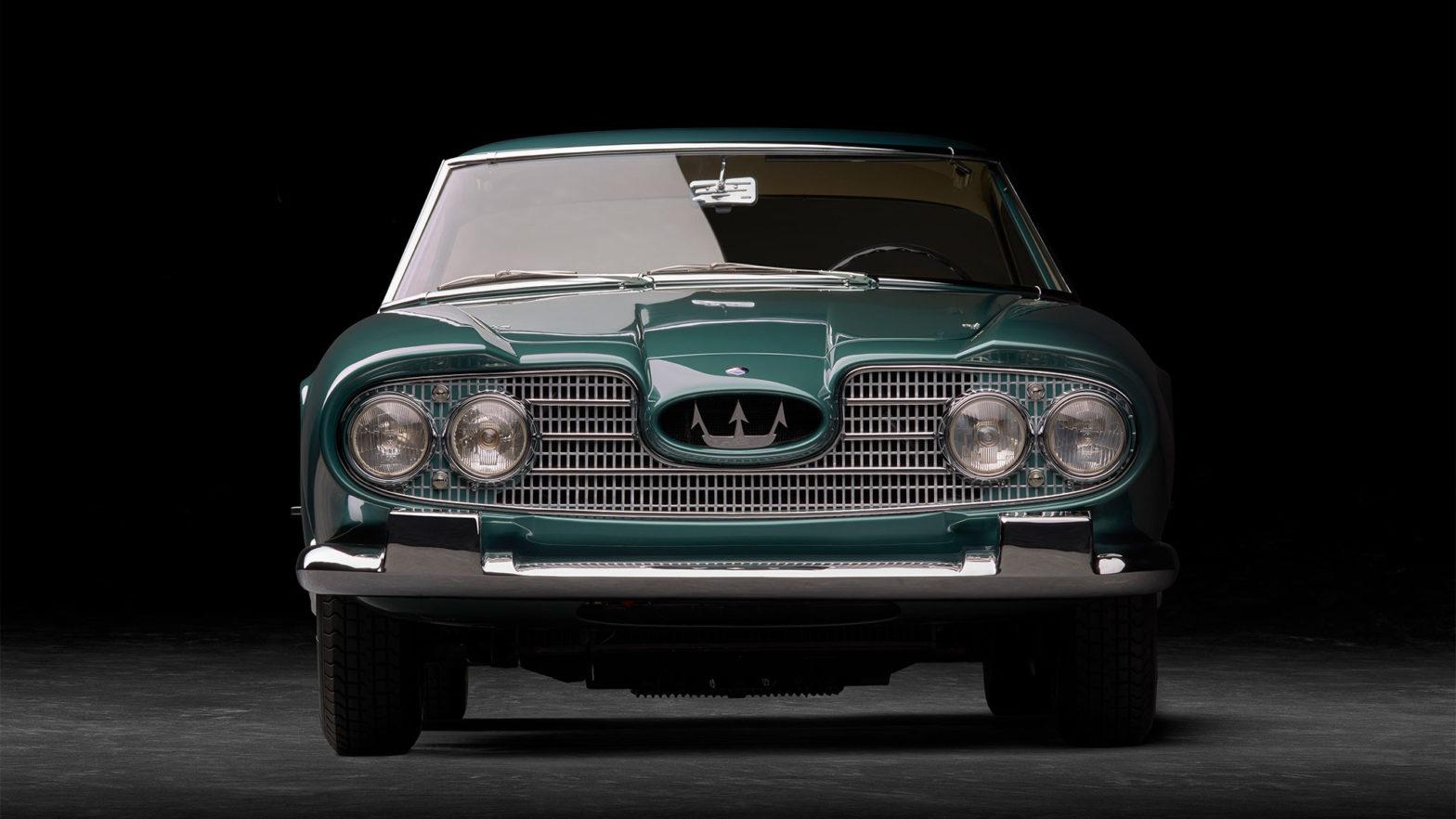 Maserati Celebrates 60 Years of 5000 GT