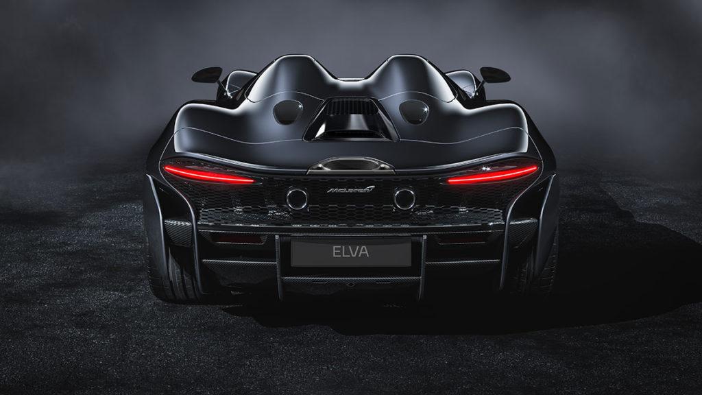 McLaren Elva Ultimate Series Roadster