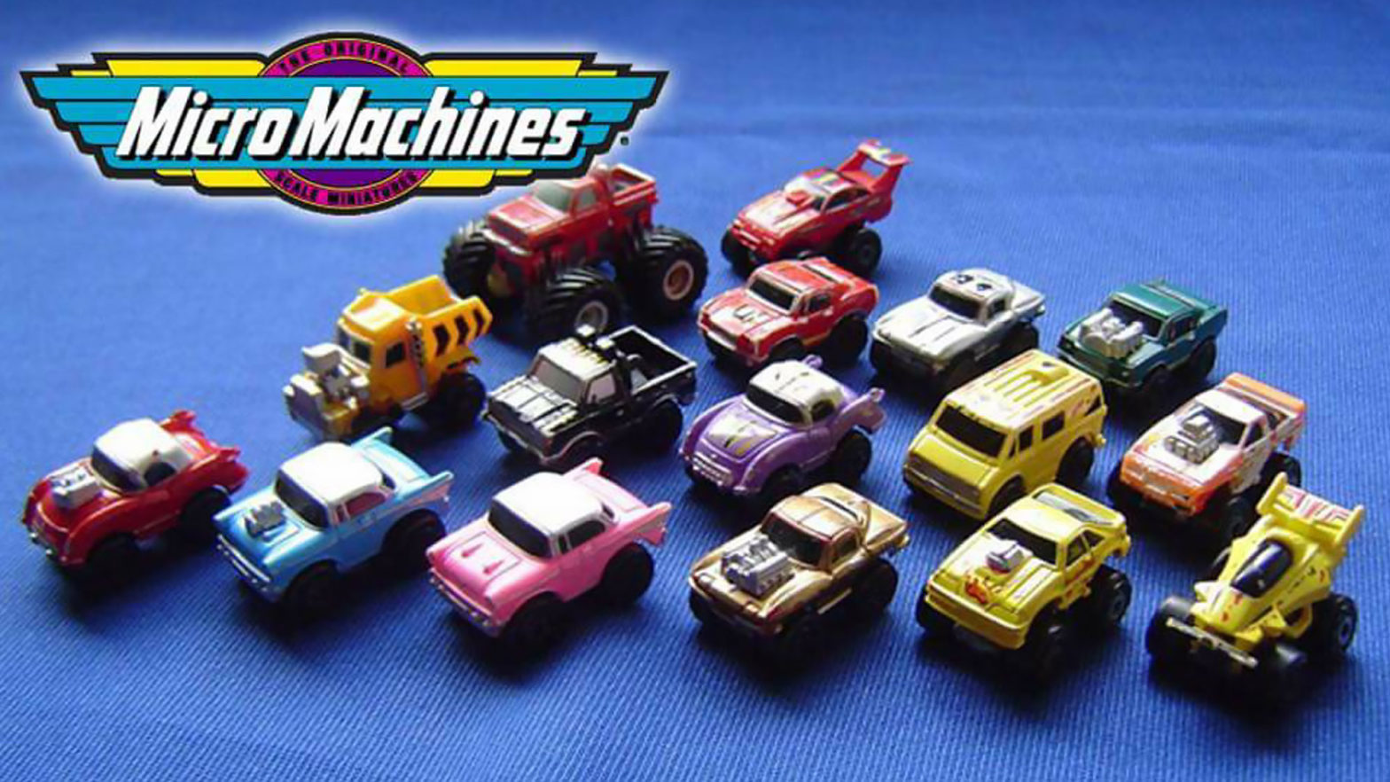 Micro Machines is Coming Back in 2020