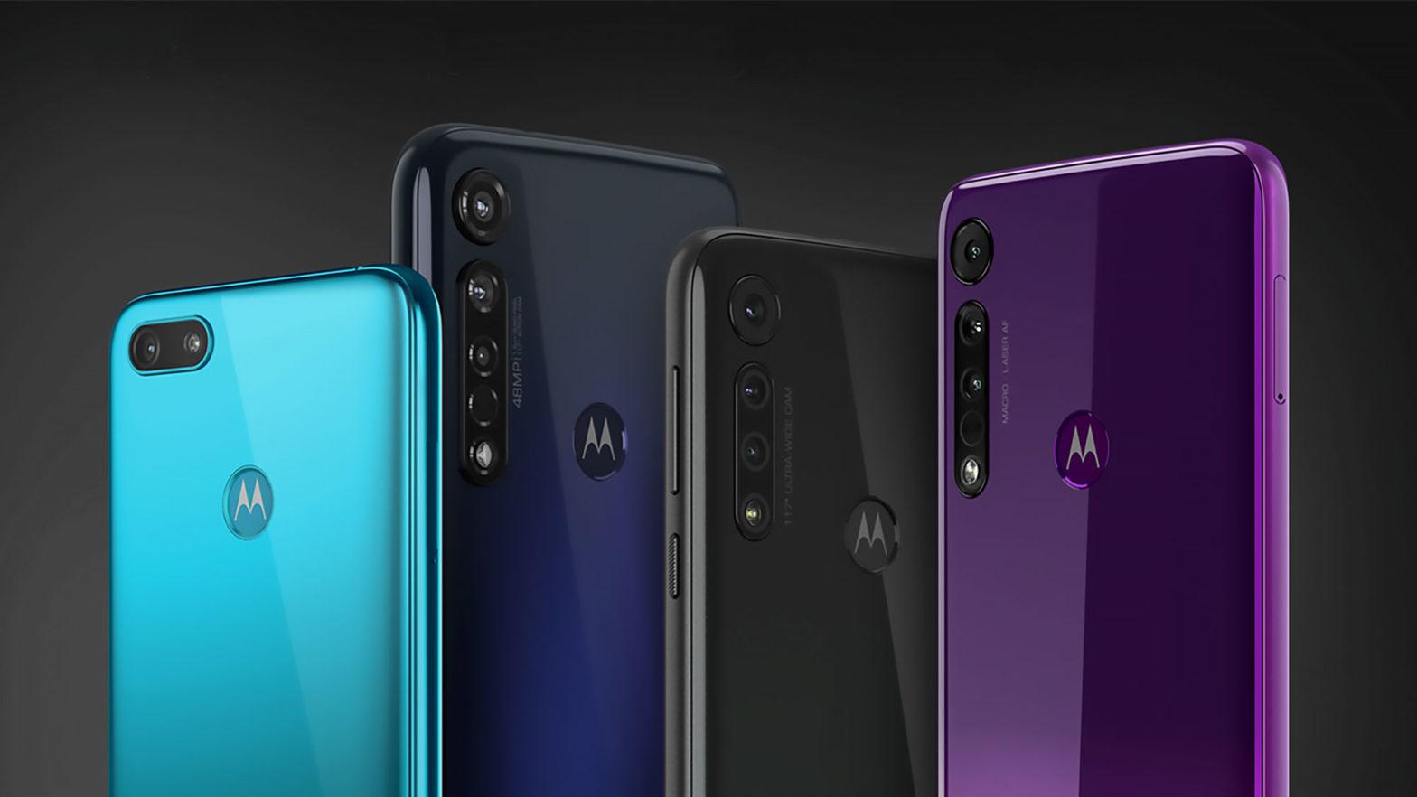 Motorola Smartphones October 2019