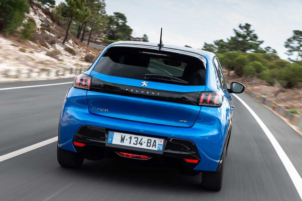 Peugeot e-208 Compact Electric Vehicle