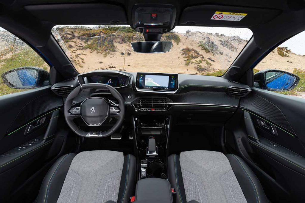 Peugeot e-208 Compact Electric Vehicle