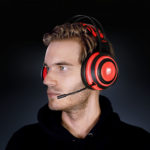 "Here's PewDiePie Razer Nari Ultimate Gaming Headphones For All Dedicated ""9-Year-Old"""
