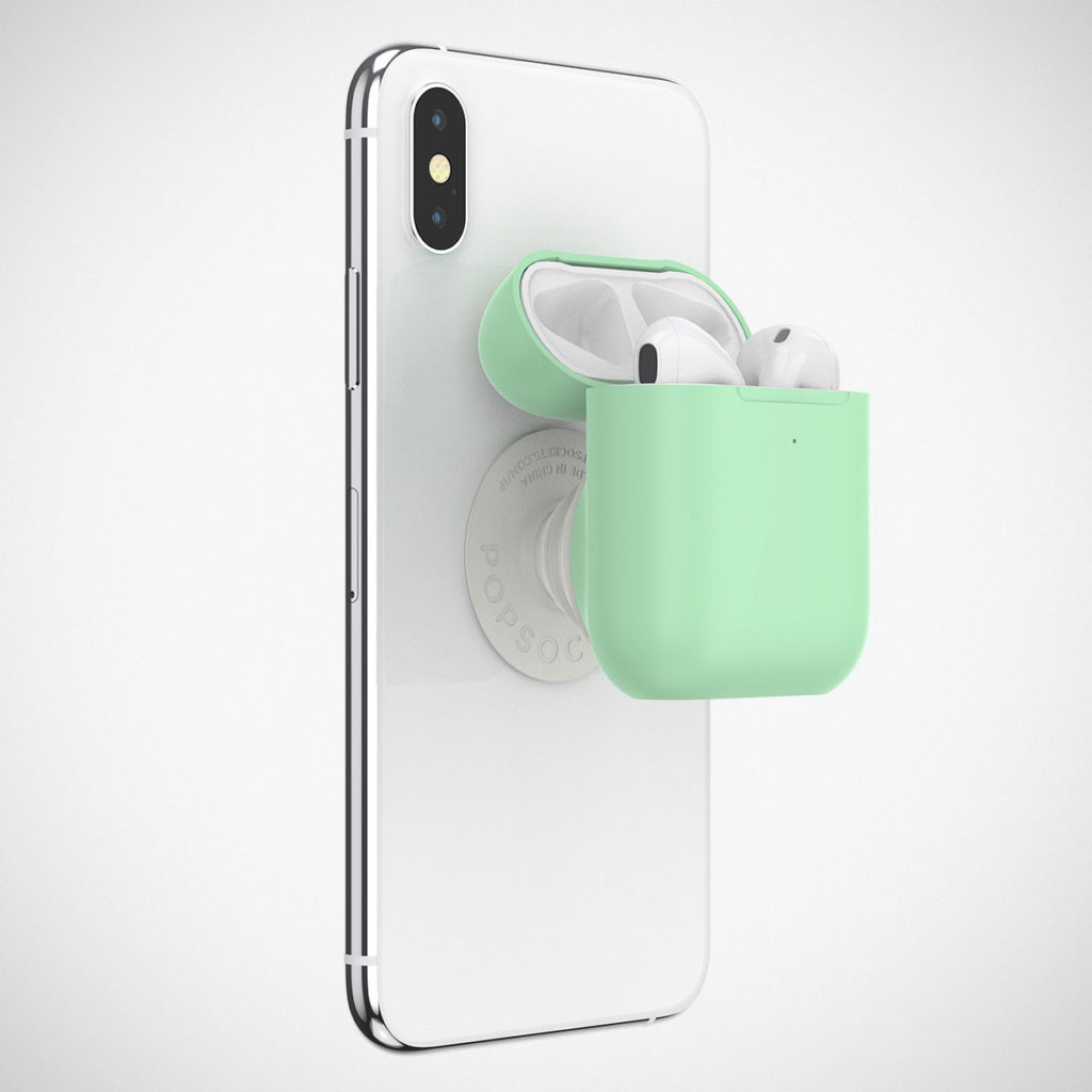 PopSockets PopGrip AirPods Holder