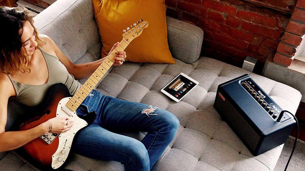 Positive Grid Spark Smart Guitar Amp