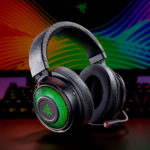 Razer Kraken Ultimate Gaming Headphones Unveiled With THX Spatial Audio Technology