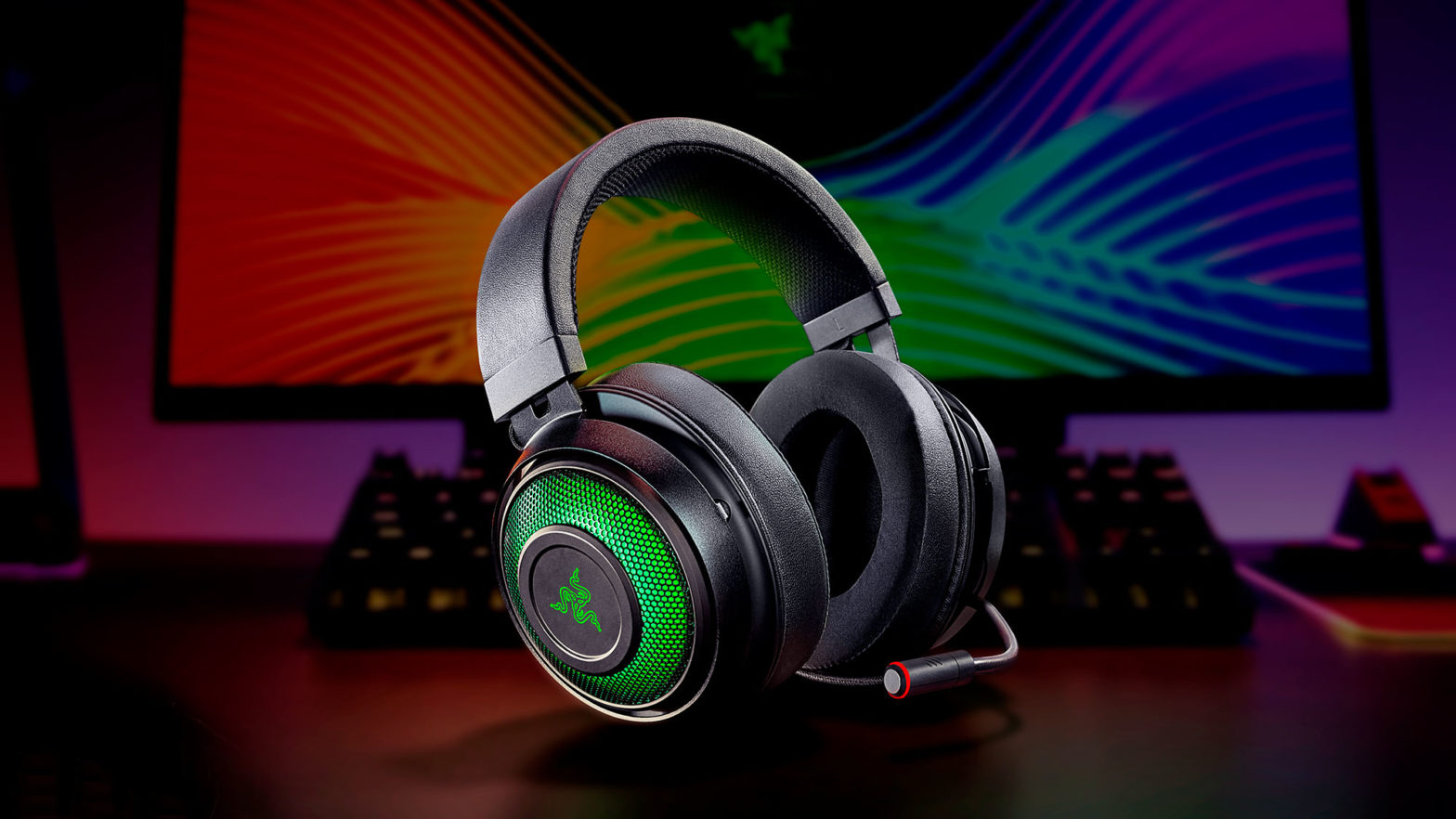 Razer Kraken Ultimate Gaming Headphones