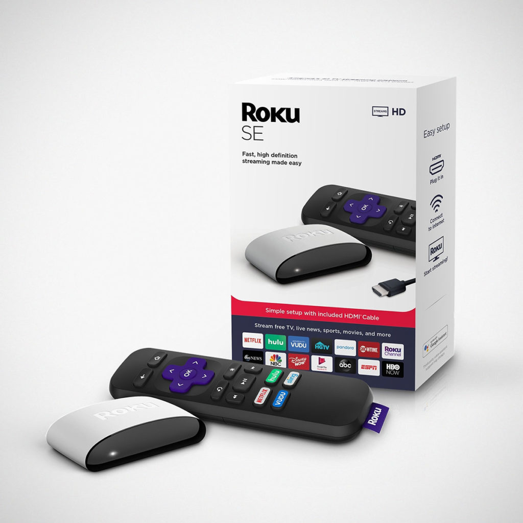 Roku SE Streaming Player
