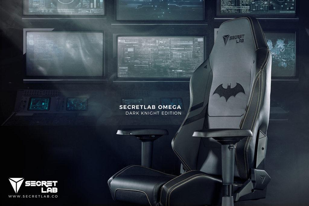 Secretlab Dark Knight Edition Gaming Chair