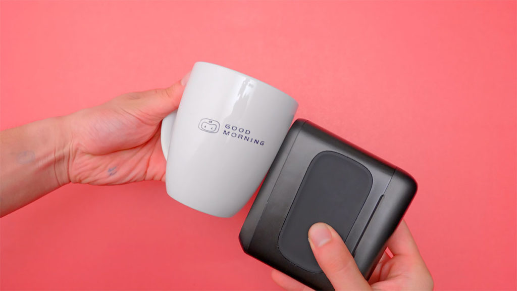 Selpic S1 Palm-sized Handheld Printer