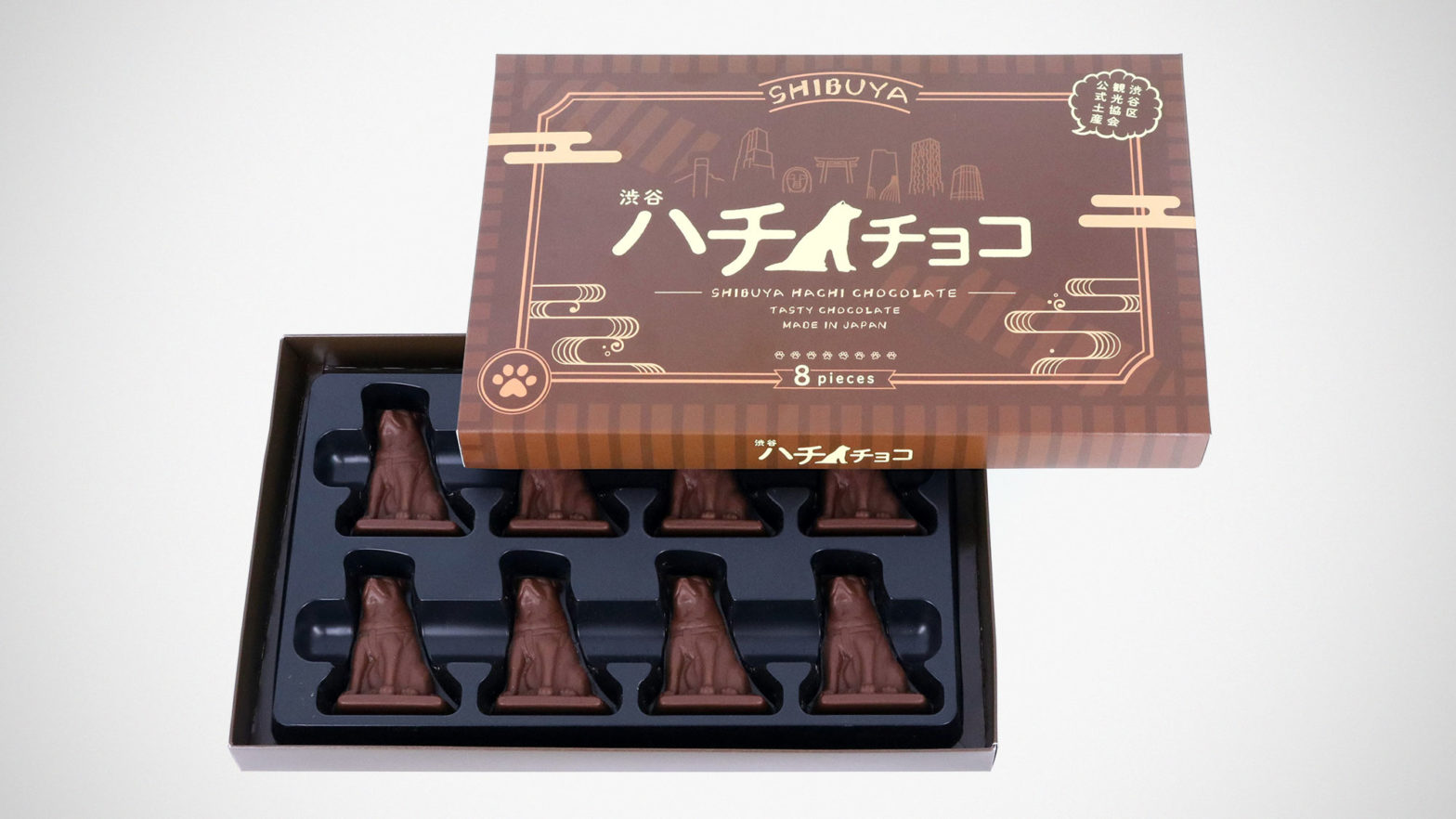 Shibuya Hachi Chocolate