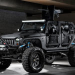 When Apocalypse Comes, This Custom Jeep Will Be Your Ticket Out Of Hell On Earth