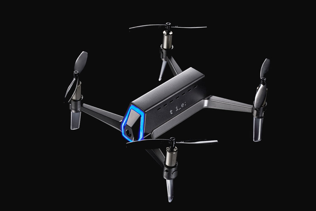 This Is Engineering Shift Red Drone