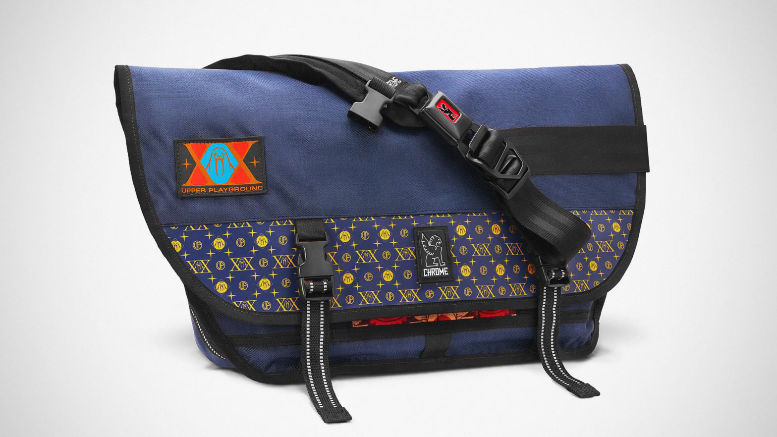 Upper Playground x Chrome Industries Citizen Messenger Bag