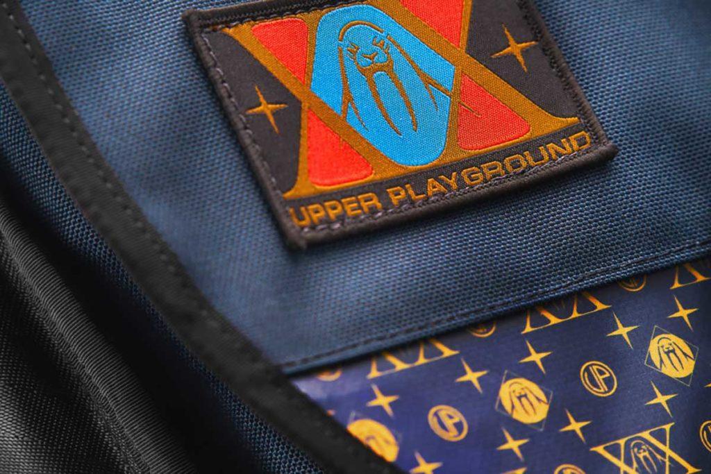 Upper Playground x Chrome Industries Citizen Messenger Bag