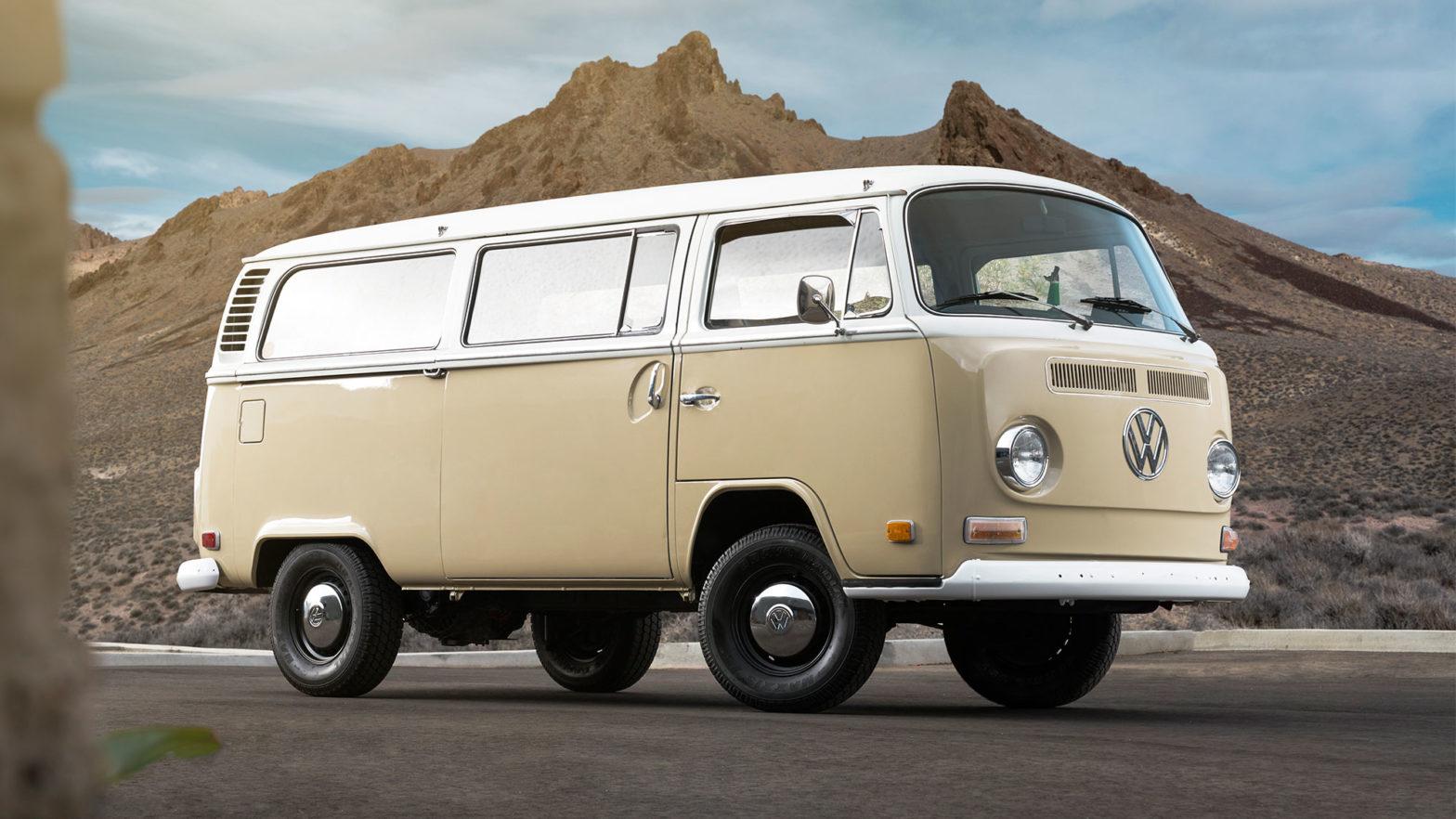 Volkswagen x EV West Electric Type 2 Bus
