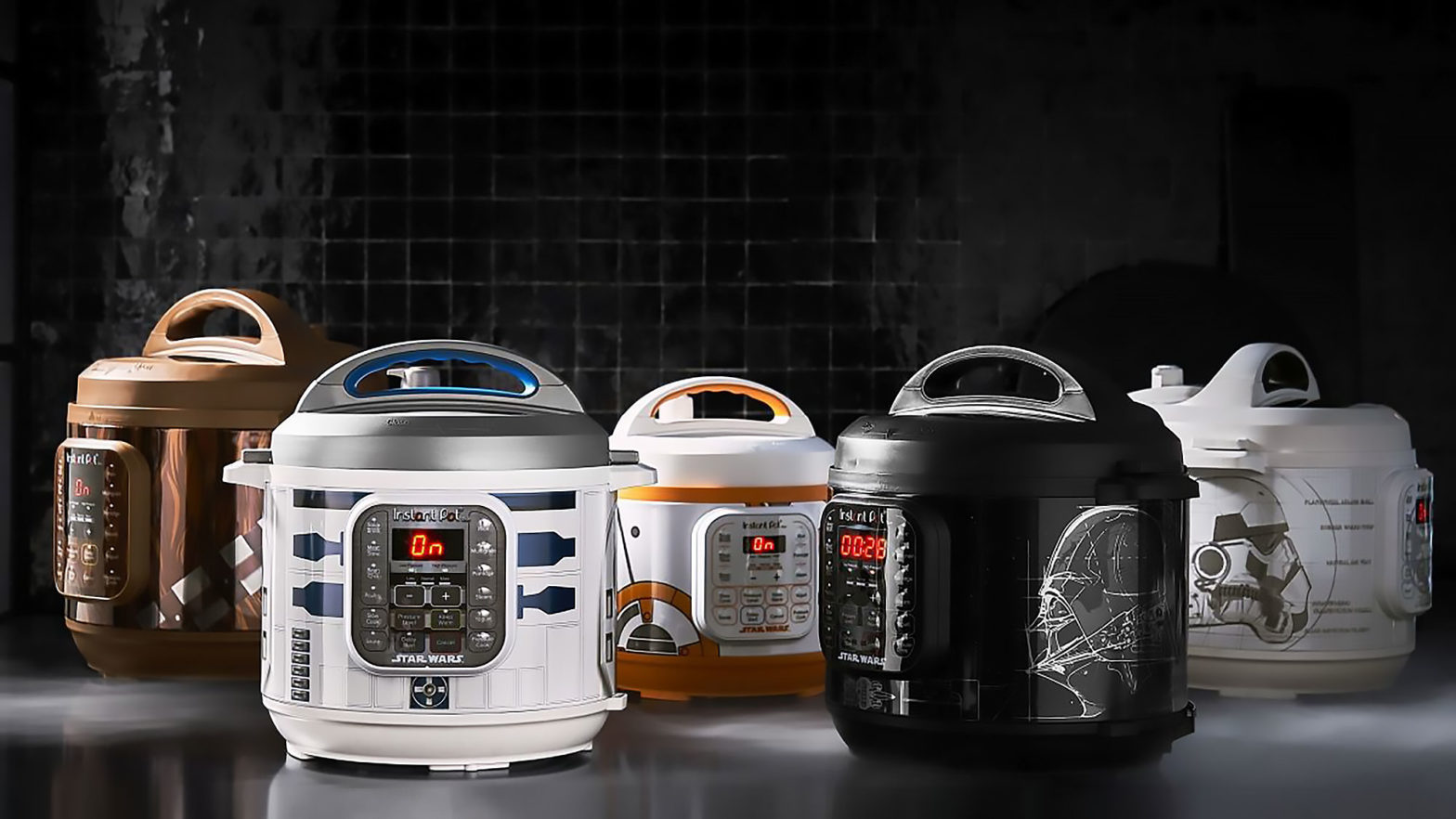 Williams Sonoma Star Wars x Instant Pots