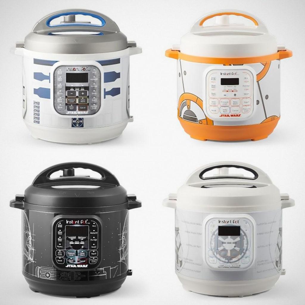 Williams Sonoma Star Wars x Instant Pots