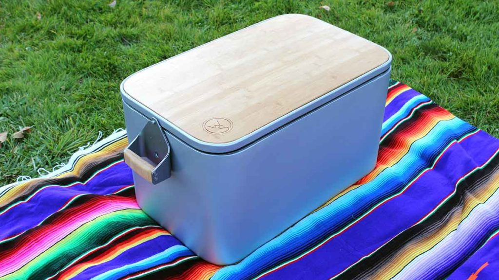 Wooly Mammoth Eco-friendly Cooler